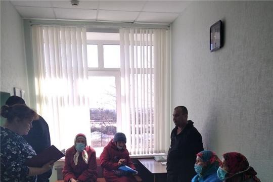 """Работниками Испуханского СДК проведена беседа """"Сурский рубеж. Помни. Знай. Не забывай.""""."""