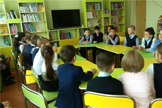 В отделе по работе с детьми МЦБ проведен краеведческий час «Люби свой край, уважай свою историю»