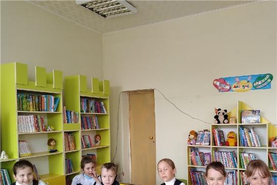 Краеведческий час «Язык народа – зеркало его души» в отделе по работе с детьми МЦБ