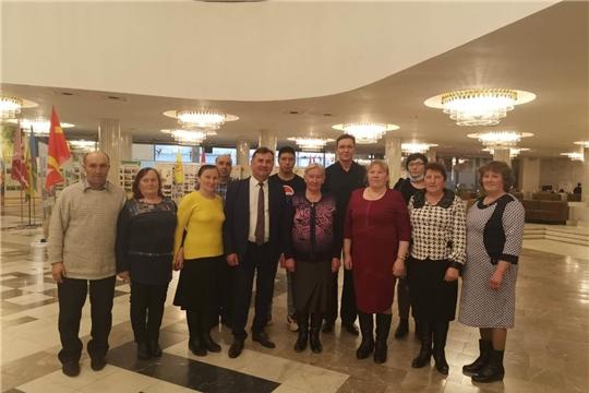 Творческий коллектив Староатайского СДК стал зрителем XXV Международного балетного фестиваля