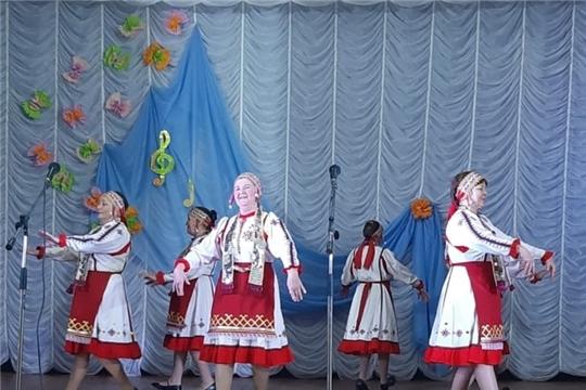 В Международный  день  танца в  Атнарском  СДК  состоится  юбилейный  вечер,  посвященный  55-летию  танцевального коллектива  «Сеспель»