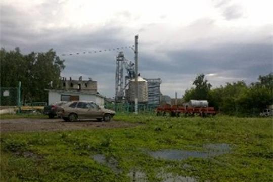 Проведен рейдовый осмотр земельного участка в Чердаклинском районе Ульяновской области