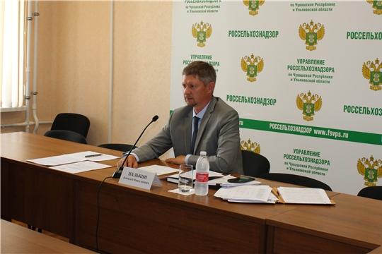 Управление Россельхознадзора по Чувашской Республике и Ульяновской области провело публичное обсуждение результатов правоприменительной практики в Ульяновской области