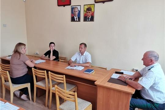 Заместитель руководителя Управления Россельхознадзора Александр Андреев провел заседание аттестационной комиссии
