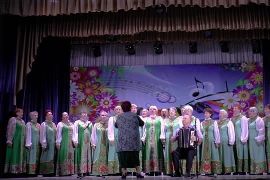 """Международный день пожилых людей ознаменовался в Шумерле концертной программой ДК """"Восход"""""""