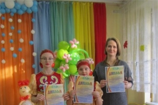 VI  городской фестиваль «Разноцветные капельки»  вновь объединил талантливых детей